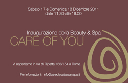Invito Care Of You