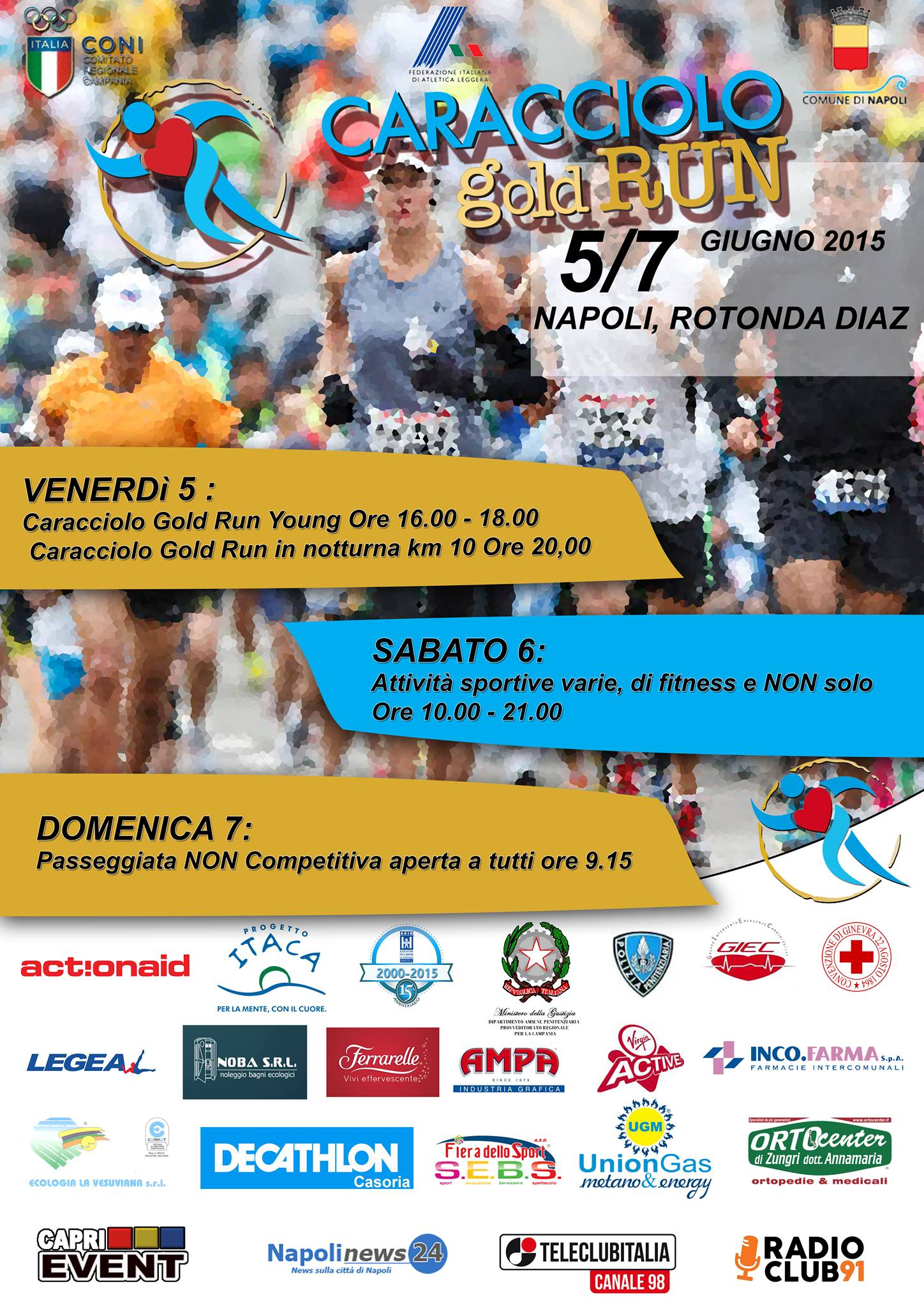 Caracciolo Gold Run 2015