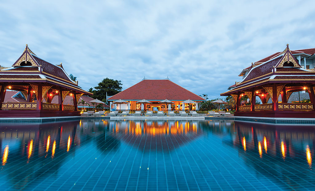 Cape panwa luxury resort