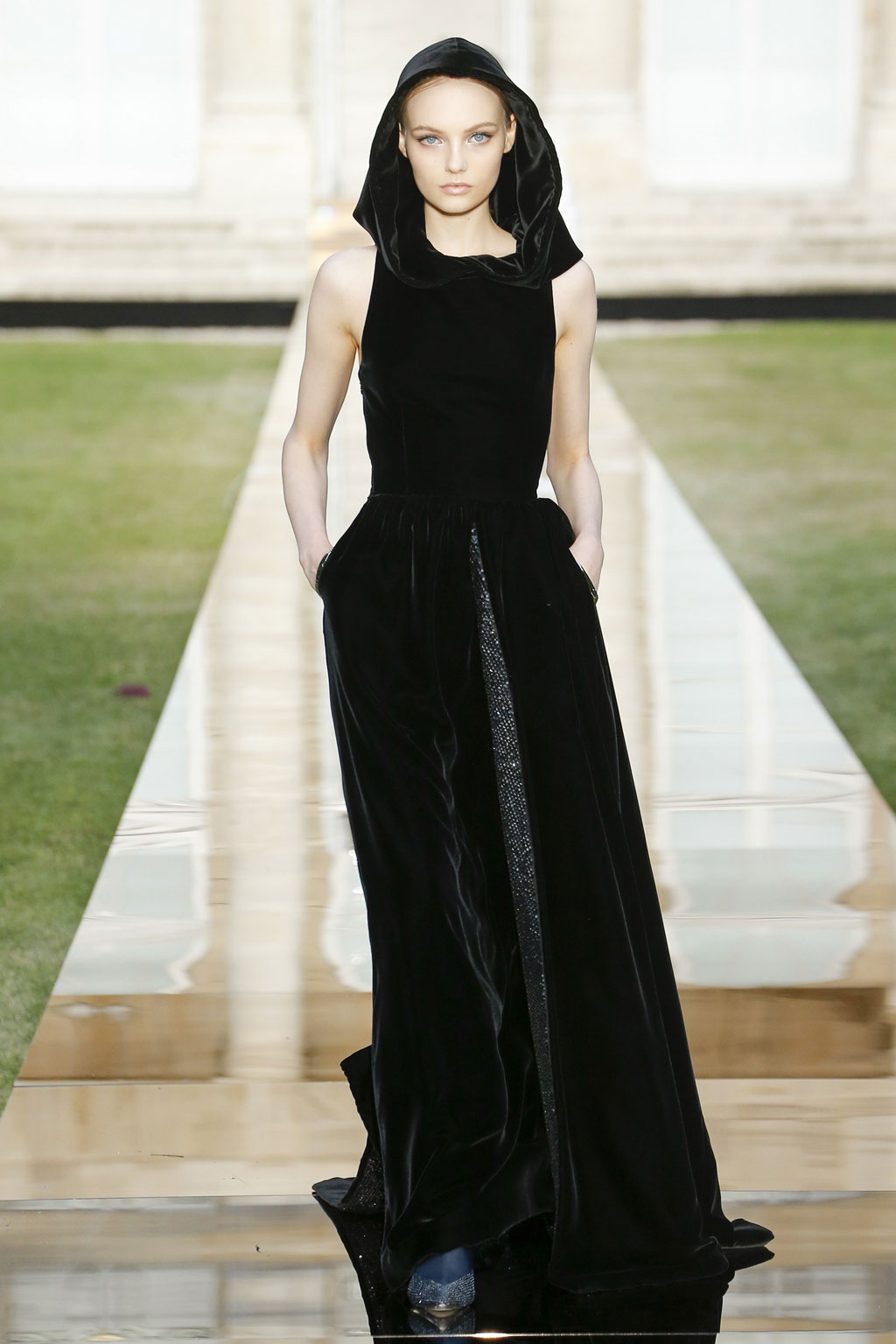 Clare Waight Keller Givenchy Sussex