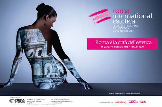 Roma International Estetica2015
